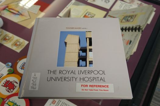 The Royal Liverpool received its own architectural monograph?
