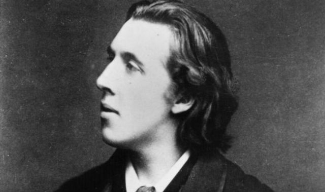 Thank you Oscar Wilde, you've got me thinking there.
