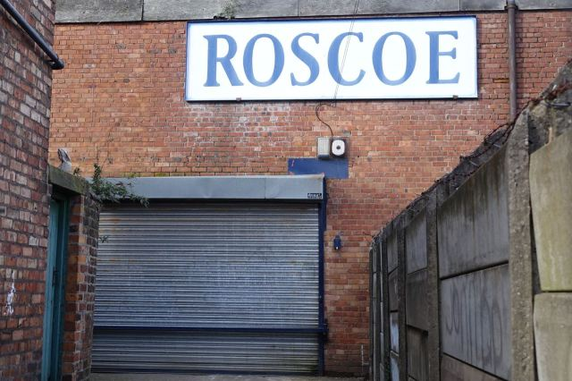 Because in later years the old Overhead Station became Roscoe Engineering.