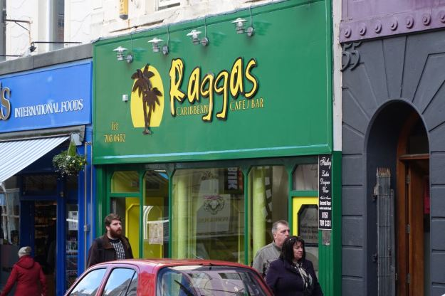 Continuing down Bold Street I'm delighted to see that Raggas, from Smithdown and Lark Lane, have opened here too.