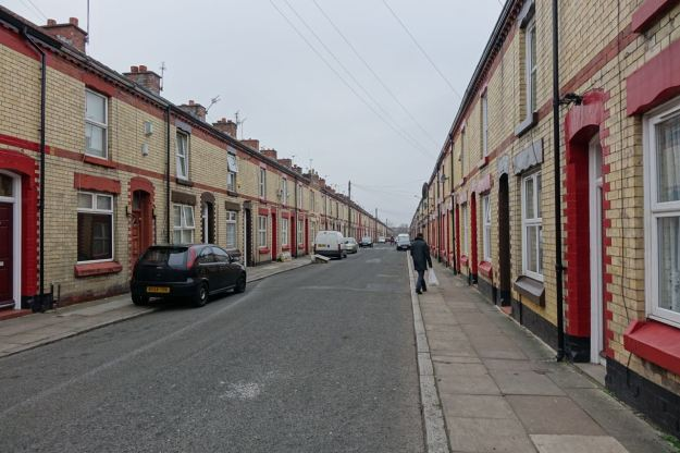 Off Lodge Lane along Astbridge Street.