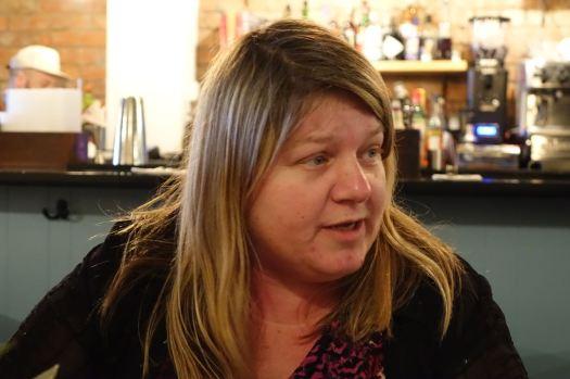 Emma Bearman from Leeds.