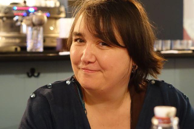 Elaine Cresswell, Liverpool, landscape architect.