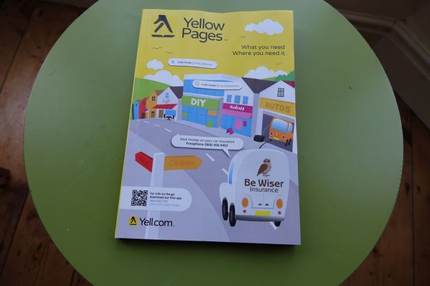 Yellow Pages 2015