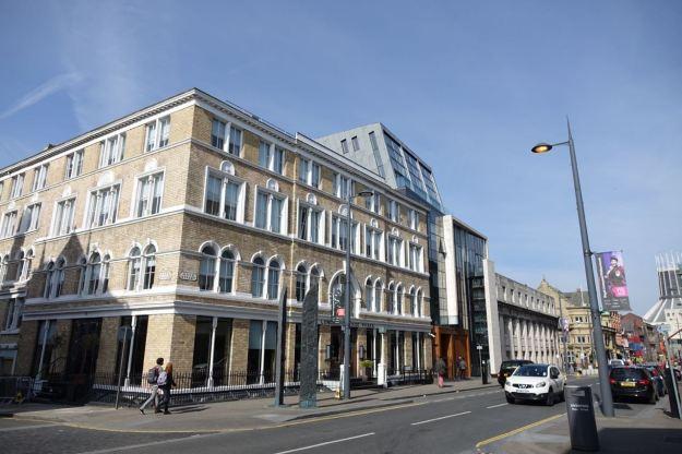 Hope Street Hotel.