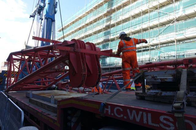 Giant Cranes55
