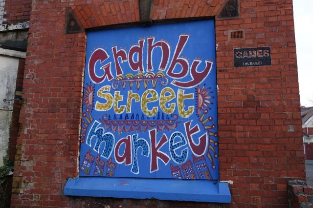 And the first Street Market of 2015 is two weeks away.
