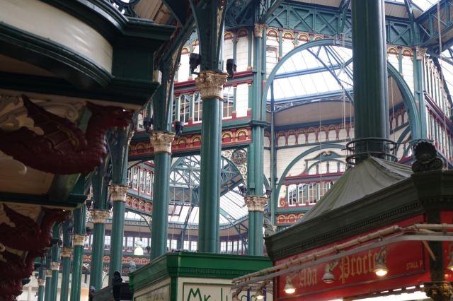 Under Victorian Glass.