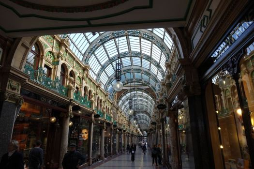 With more arcades to explore.