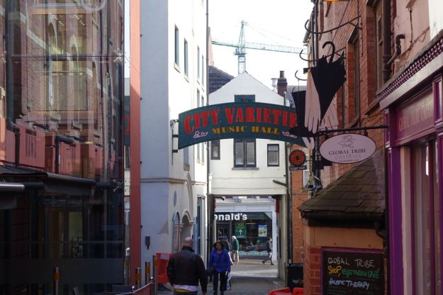 'City Varieties' still thriving.
