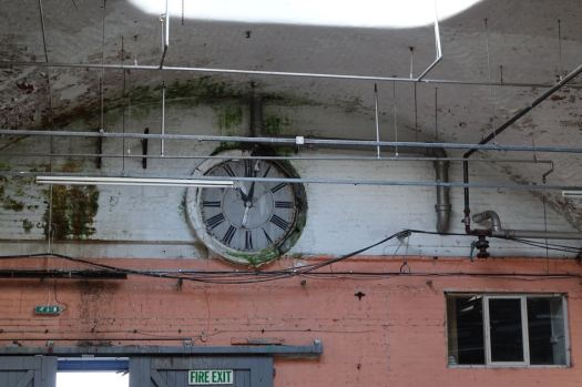 Time stands almost still. 'It moves about a minute a year' Phil tells us.