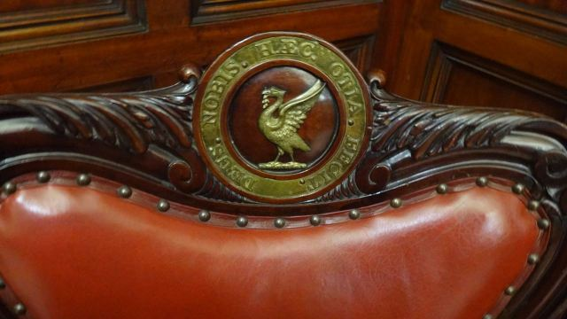 Like this late 18th century chair.
