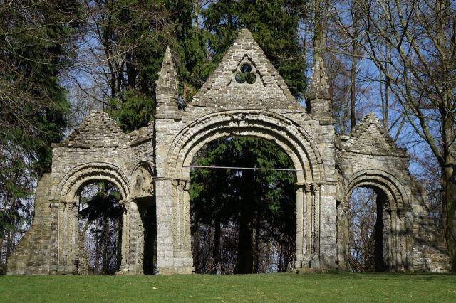 The Shobdon Arches.