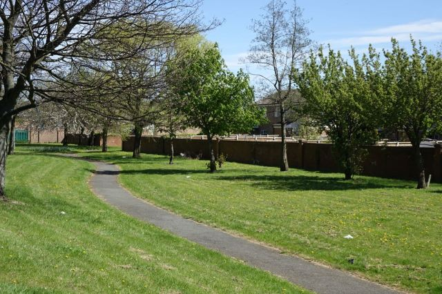 And used now by the residents of Granby as a pleasant piece of parkland?