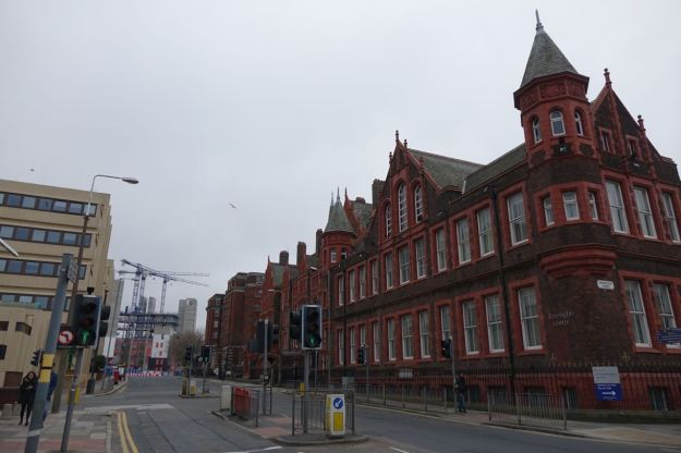 To complete our collection of Royal Hospitals, here's the late nineteenth century one, still with us.