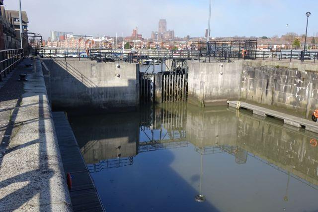 Brunswick Dock.