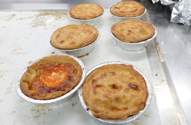And of course there are always pies.