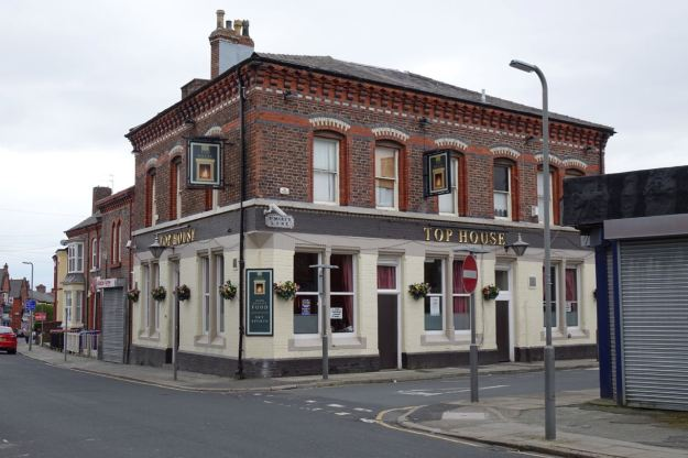 But this was the best pub in the neighbourhood, by a very long way.
