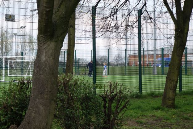 One of the places where we grow and nurture our Premier League footballers.