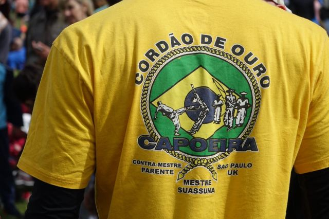 From Capoeira Liverpool.