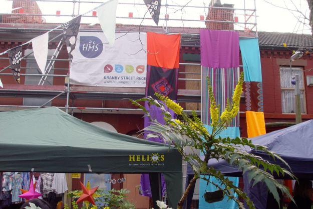 Street Market in Cairns Street.