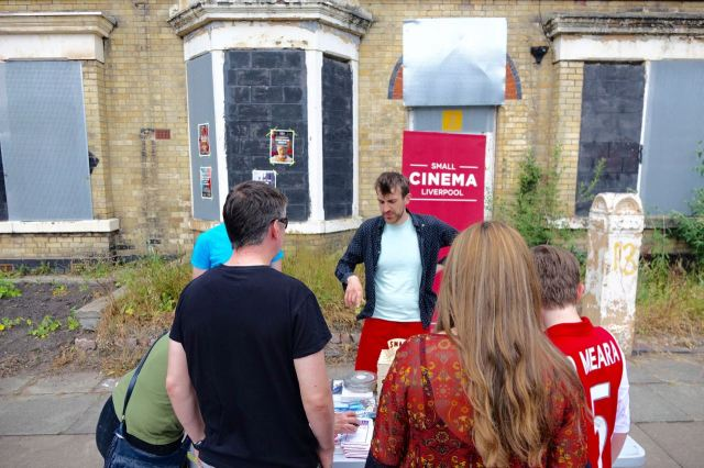 Setting up a Granby Film Club.