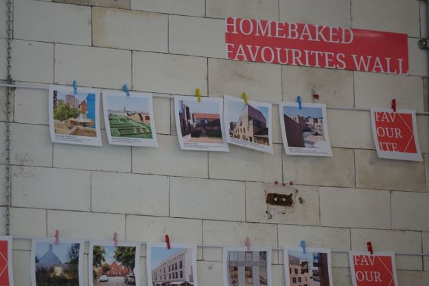 At Homebaked in Anfield.