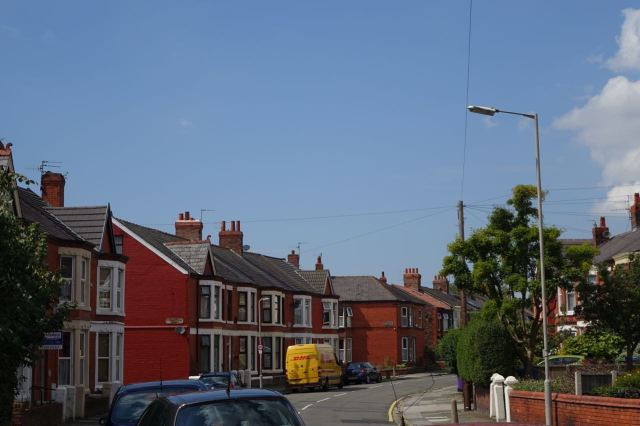 Along Cow Lane, fawningly called Prince Alfred Road for the last century or so.
