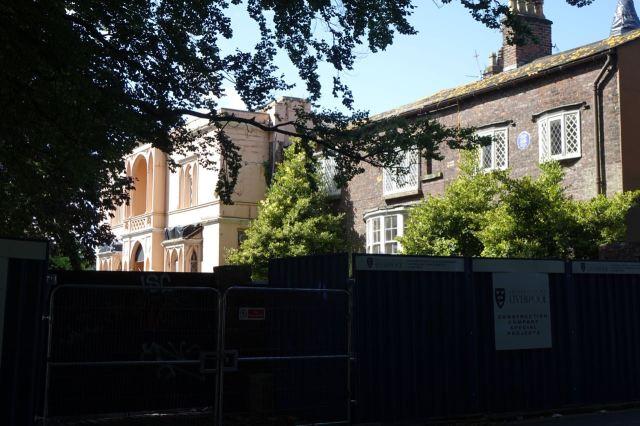 Past Eleanor Rathbone's house.