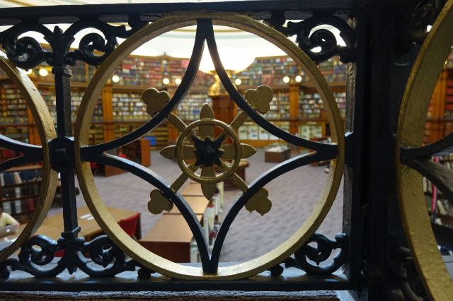 Broadcasting directly to you from the Picton Reading Room!