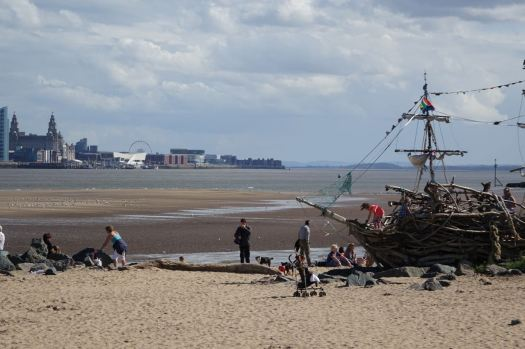 The Black Pearl, New Brighton.