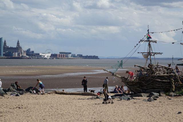 The Black Pearl, New Brighton.