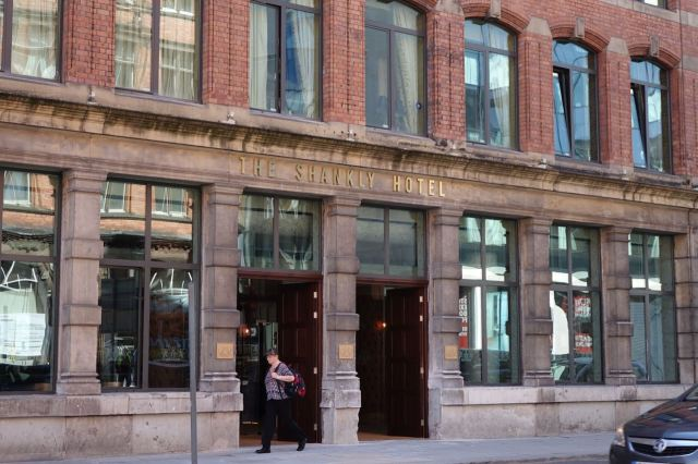 And newly opened Shankly Hotel.