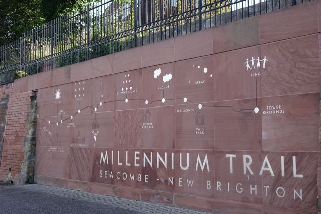 Oh, this is a Millenium Trail is it?