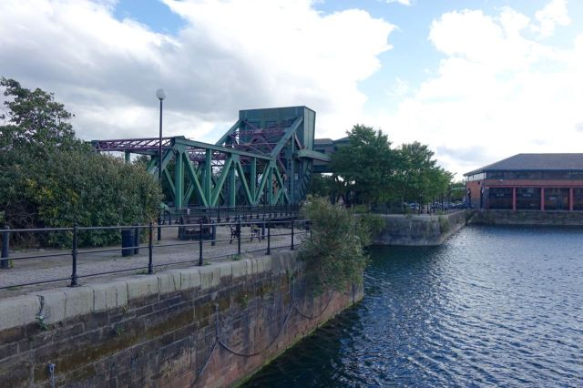 Then, another Bascule Bridge! Third of the day.
