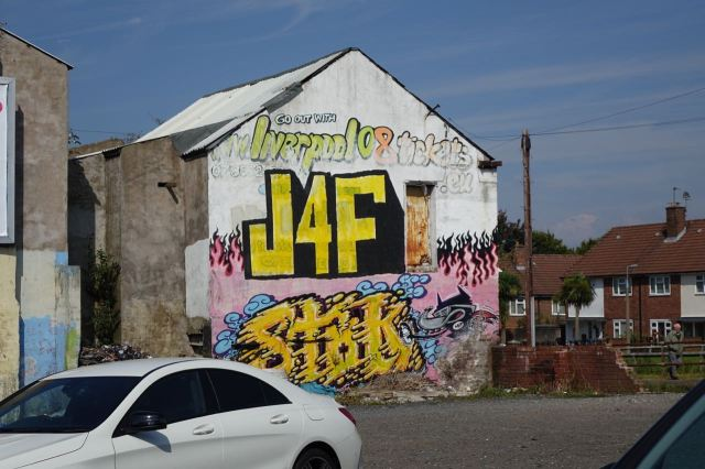 Heritage graffiti?