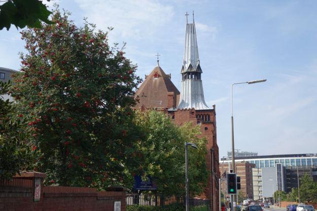 The Scandinavian Church.