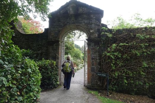 Time for a look at the Walled Garden.