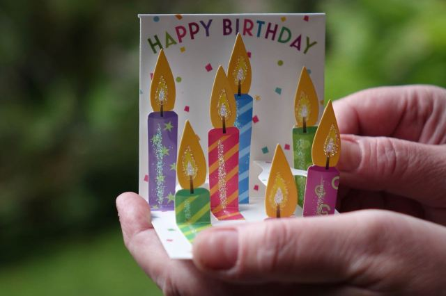 Happy Birthday Sarah.