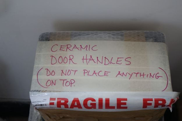 The precious and fragile products of Granby.