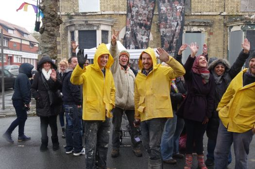 Then Assemble get nominated for the Turner Prize.