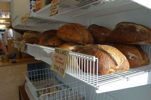 And, naturally, Baltic Bakehouse bread. Liverpool's finest.