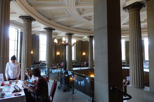 Briefly in the 1980s I remember the entrance hall here being one of Liverpool's best cafés.
