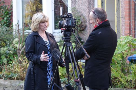 And Councillor Ann O'Byrne talks with Granada Reports.