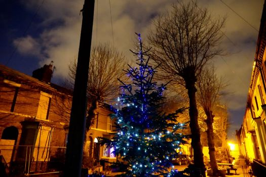 Happy Christmas to all of the many of you who have helped us so much from Granby 4 Streets.