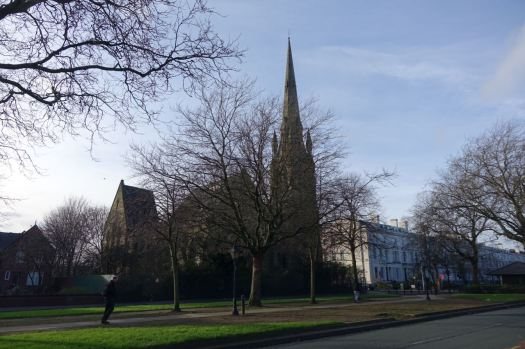 Another quiet year for the 'Welsh Cathedral'