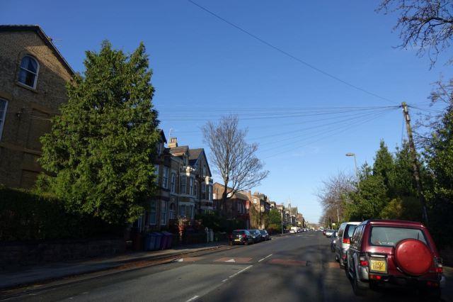 Hartington Road.