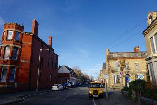 Into Granby Street to see how Granby 4 Streets are doing.
