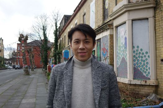 Welcome Jon Leung from Hong Kong.