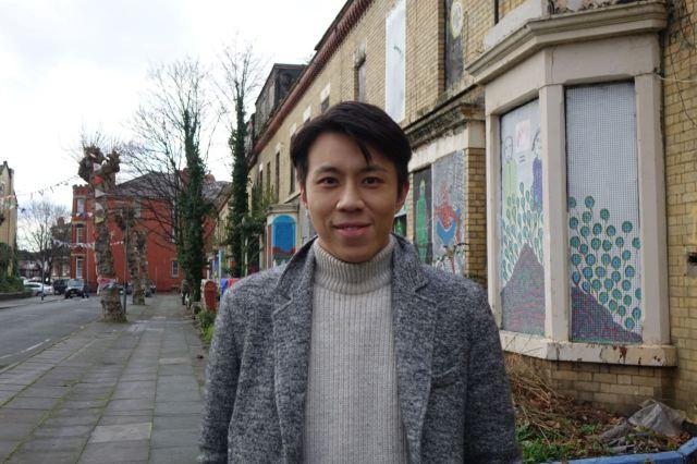 Welcome Jon Leung from Hong Kong.